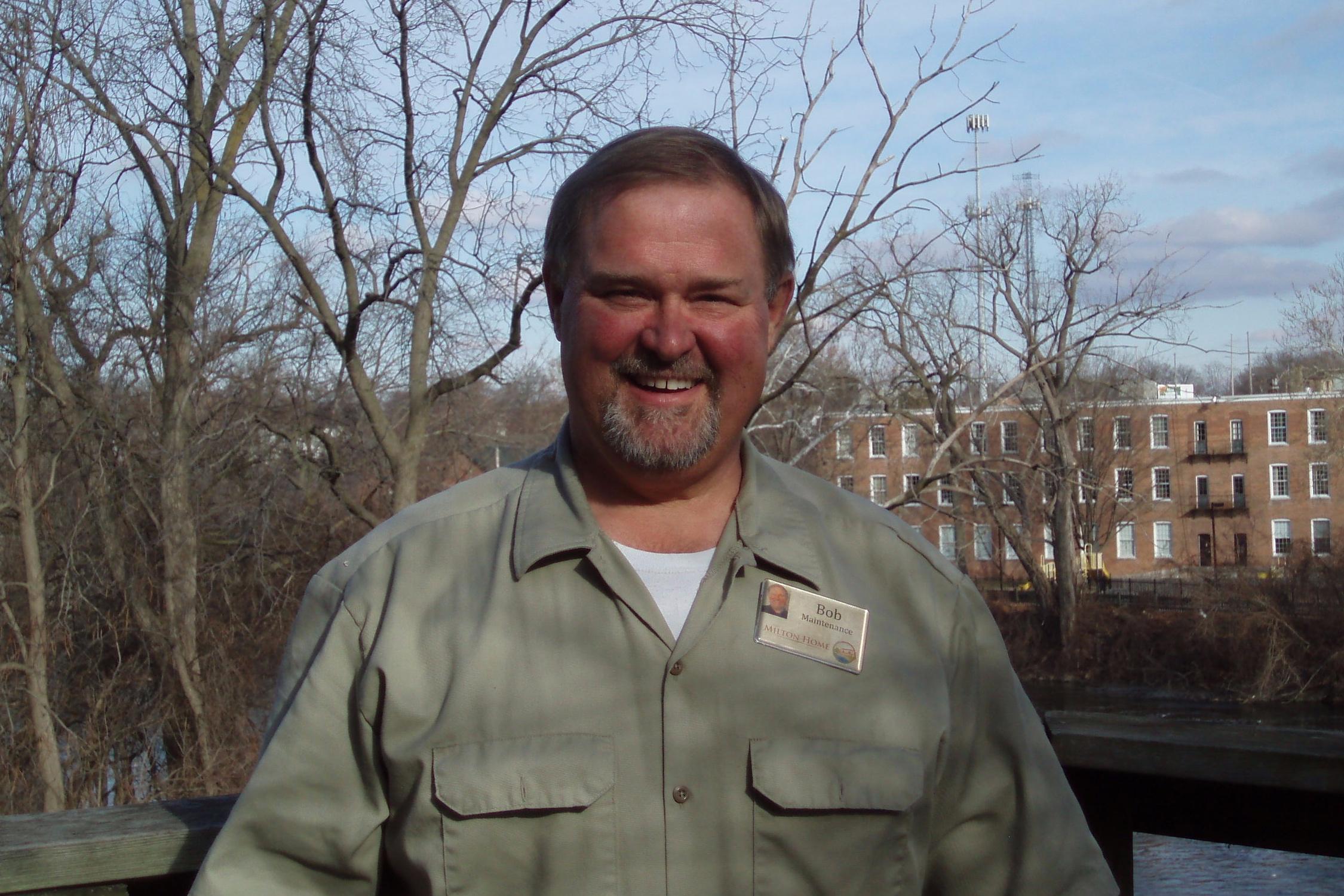 Maintenance Director   Robert Gorny
