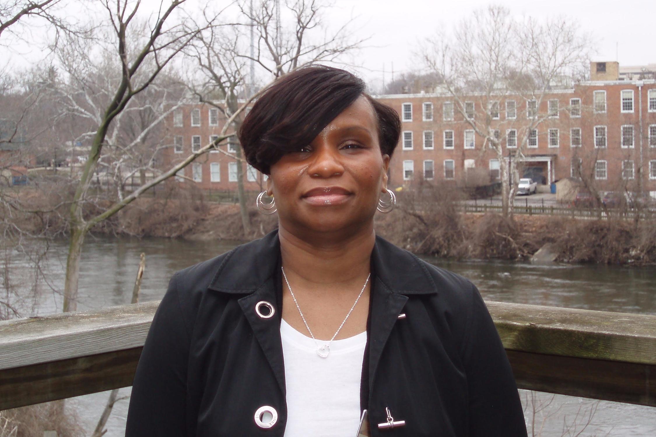 Social Services Director   Regina Reeves