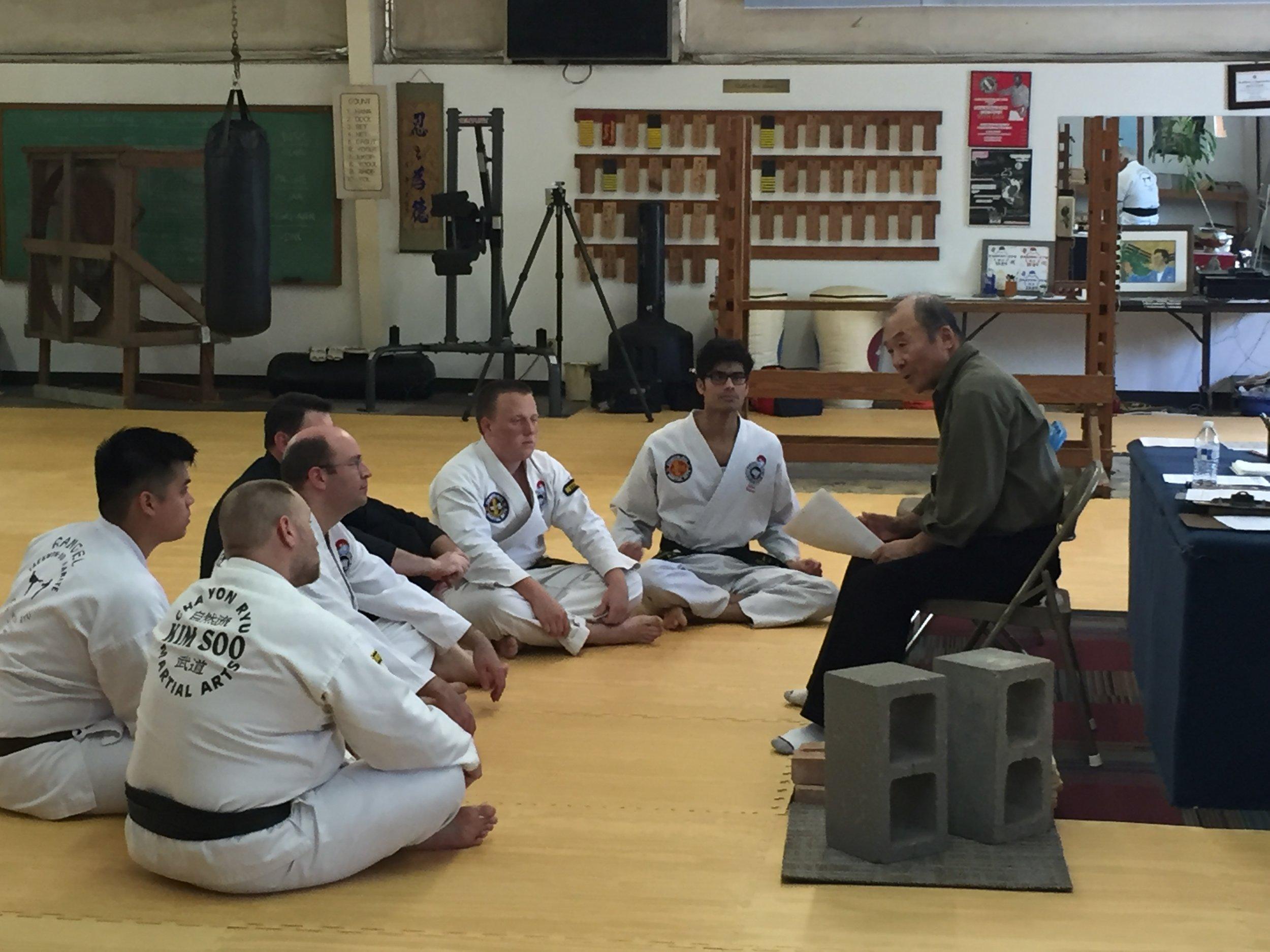 Wimberley Karate Martial Arts Kim Soo