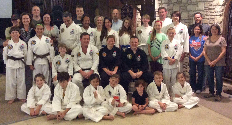 Wimberley Chayon Ryu Karate Martial Arts Kim Soo