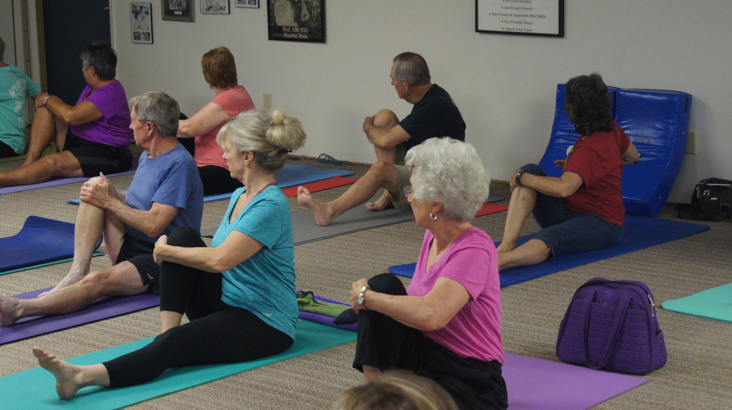 Wimberley Yoga The Yoga You Need