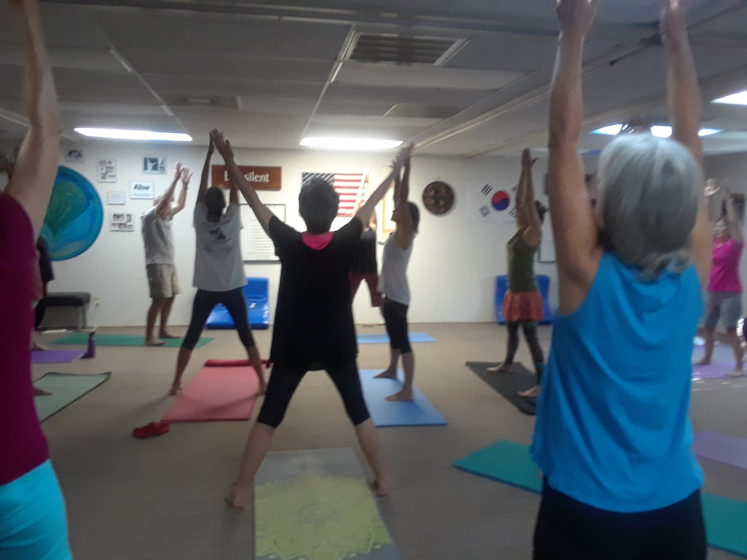Wimberley Yoga