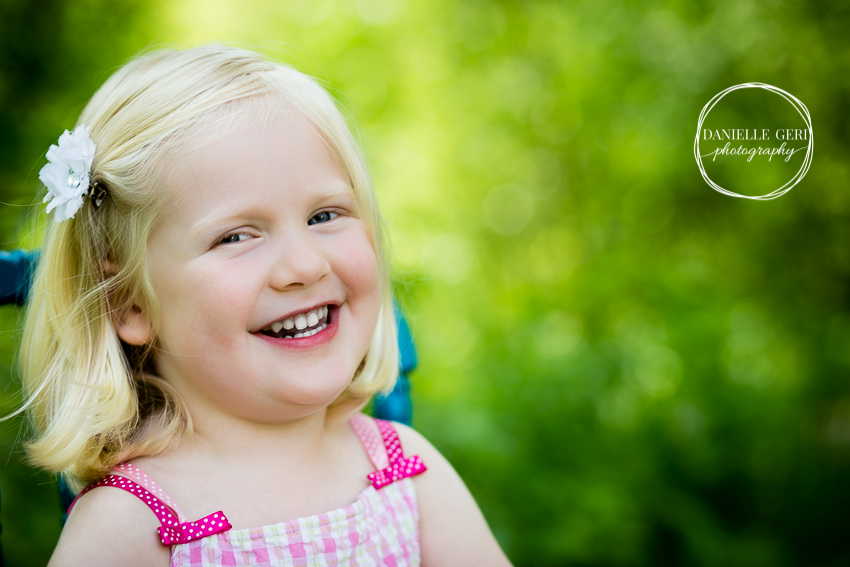 Monticello, Minnesota Child & Family Photography