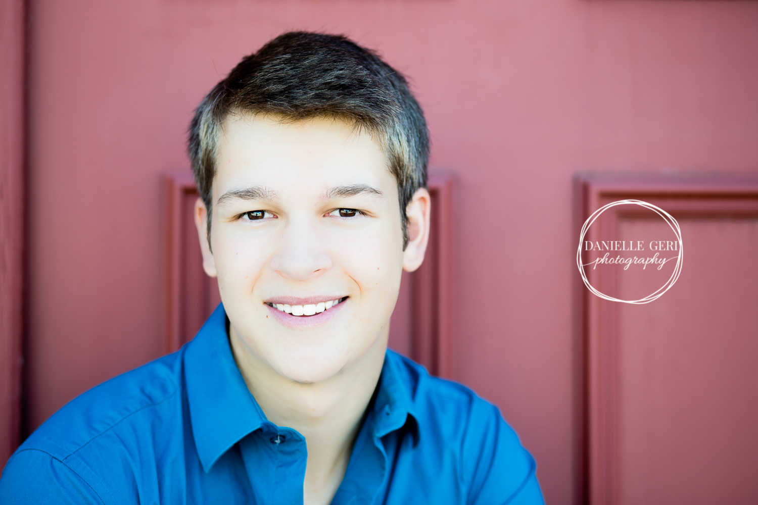 Monticello Minnesota Professional Senior Portraits