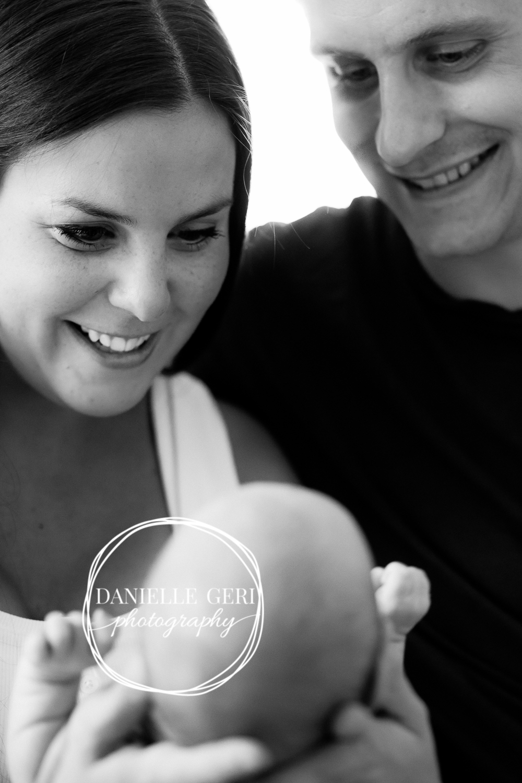 maple lake minnesota newborn and family photography