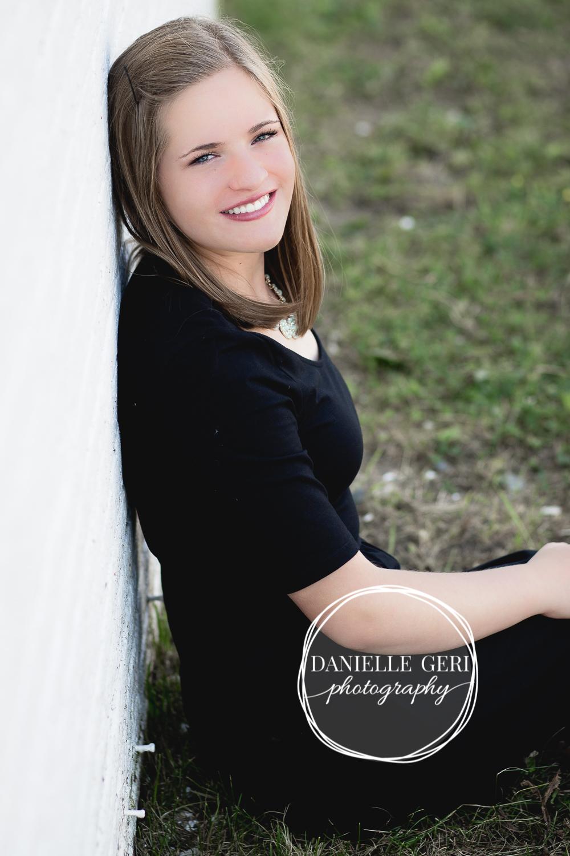 Buffalo Minnesota Girl Senior Photography