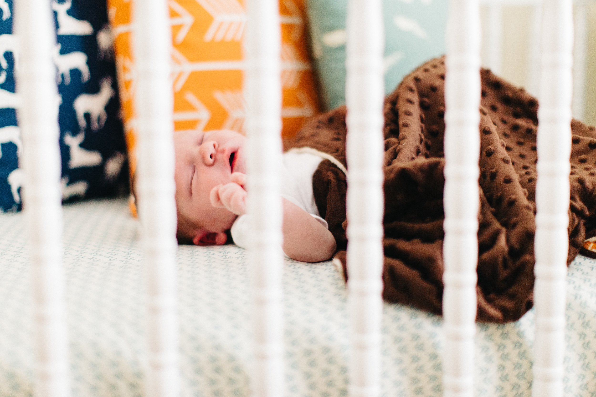 Buffalo, MN Newborn Lifestyle Photography by Danielle Geri Photography