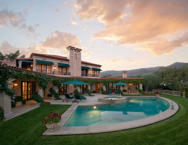 Copy of Elegant European Villa - $11,900,000