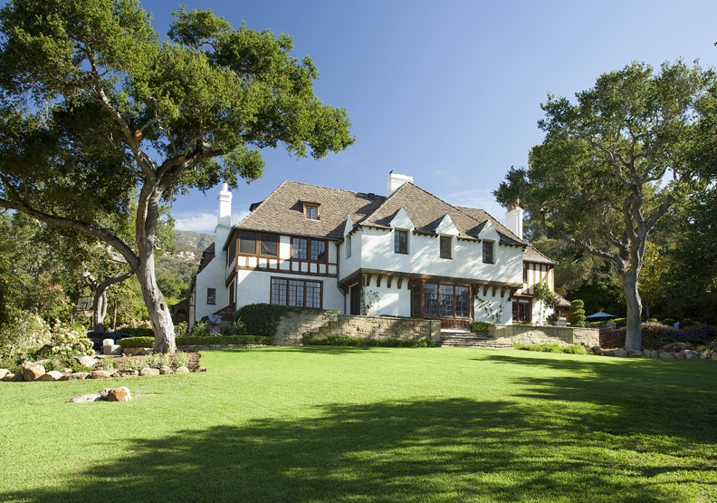 Historic Montecito Manor - $7,995,000