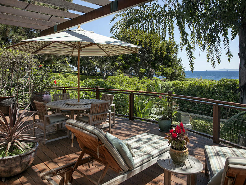 Lush Lower Village Beach House - $4,990,000