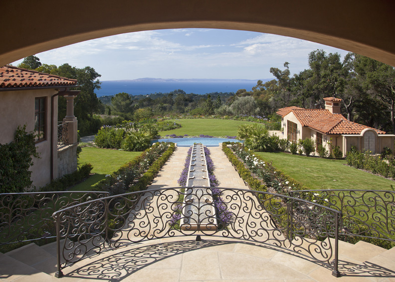 Captivating Mediterranean Estate - $8,750,000