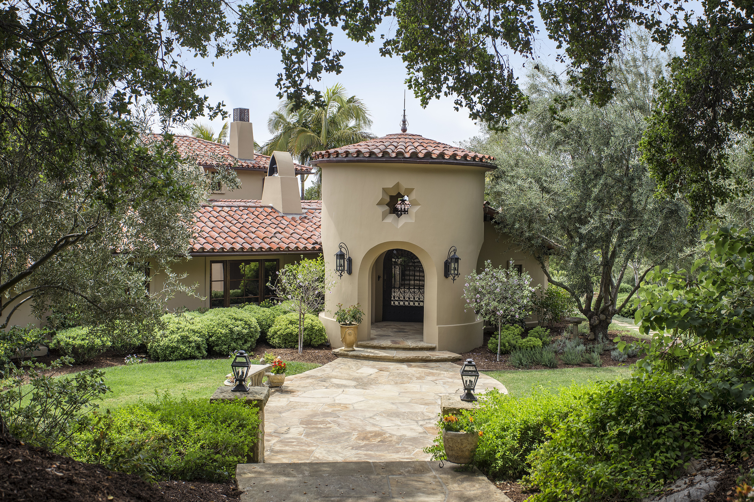 Spanish Revival Home - $5,195,000