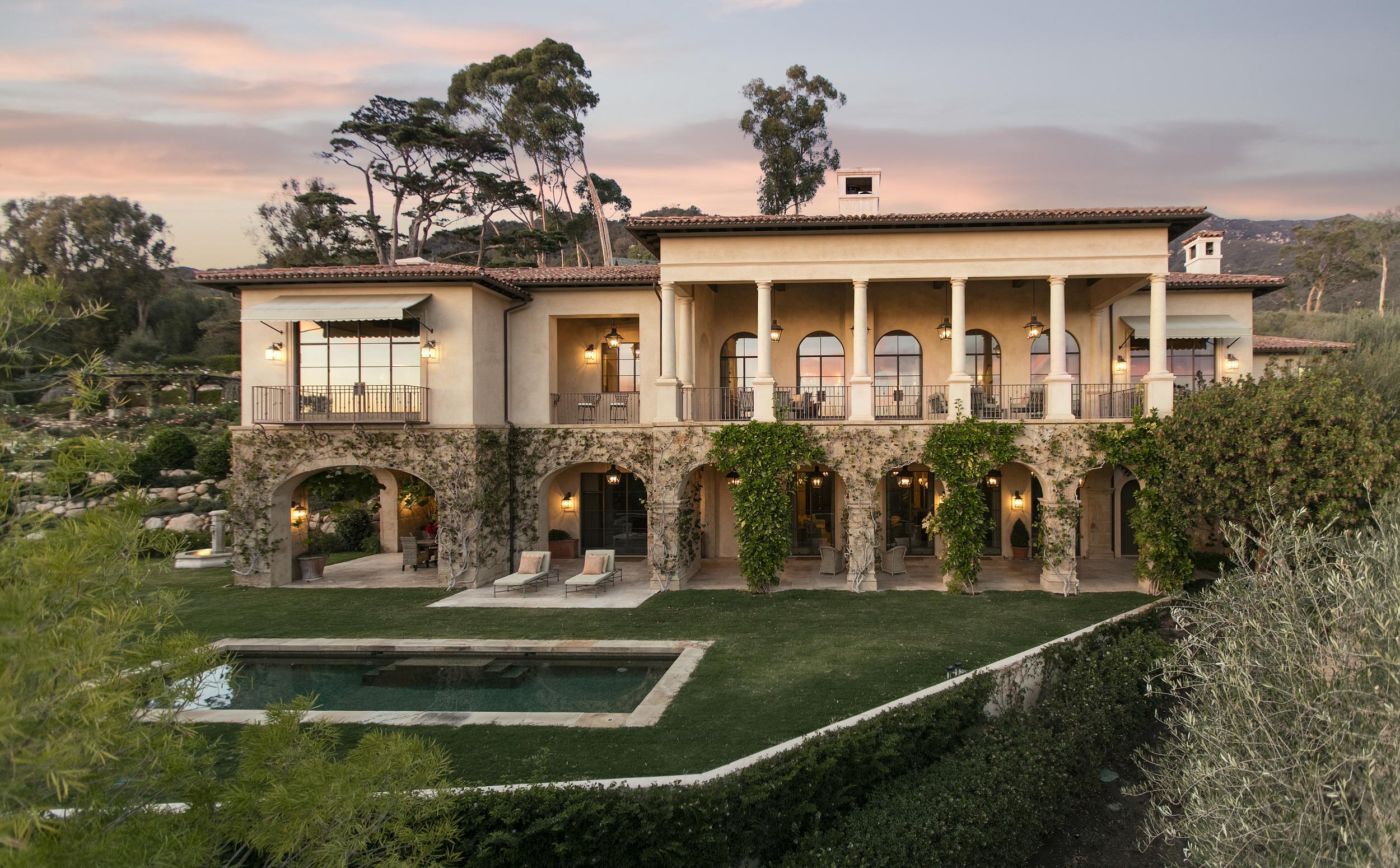 Copy of Exceptional Ocean View Villa - $12,900,000