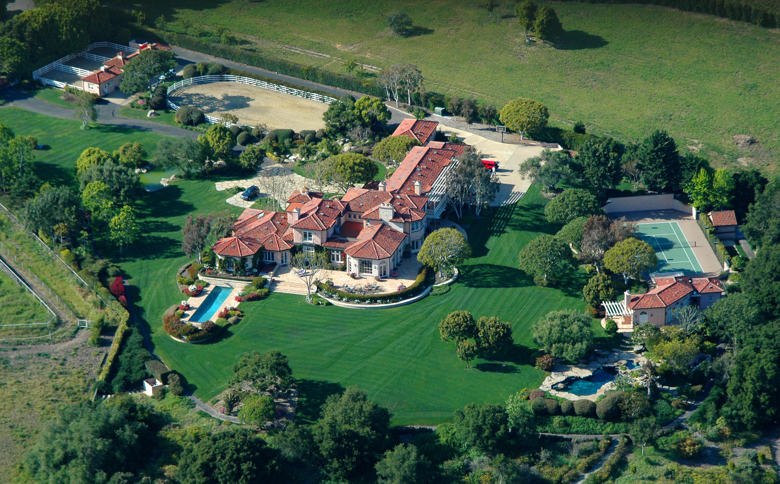 Enchanting French Country Estate, Hope Ranch   |   offered at $14,900,000   |   click photo to learn more