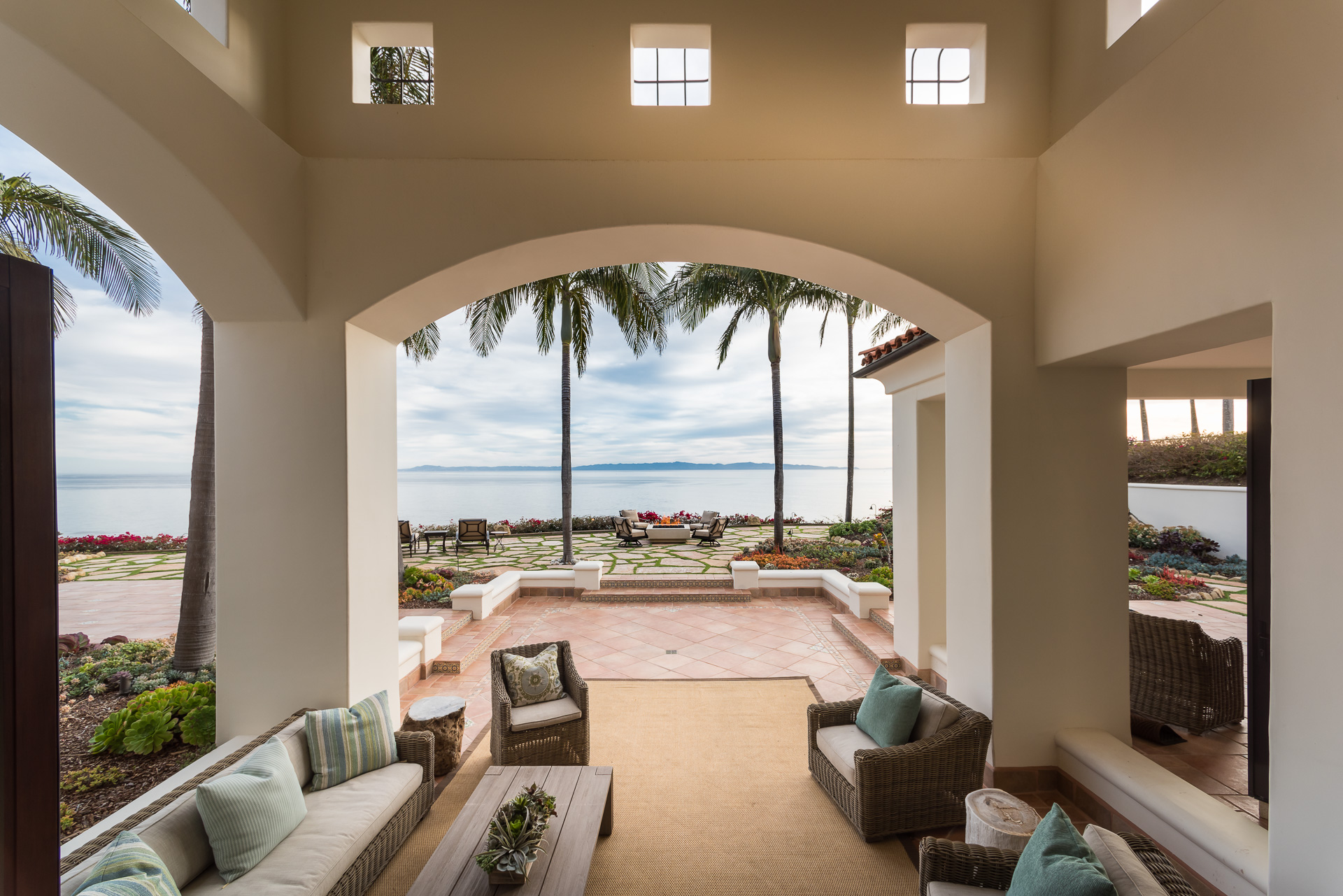 Covered Outdoor Patio