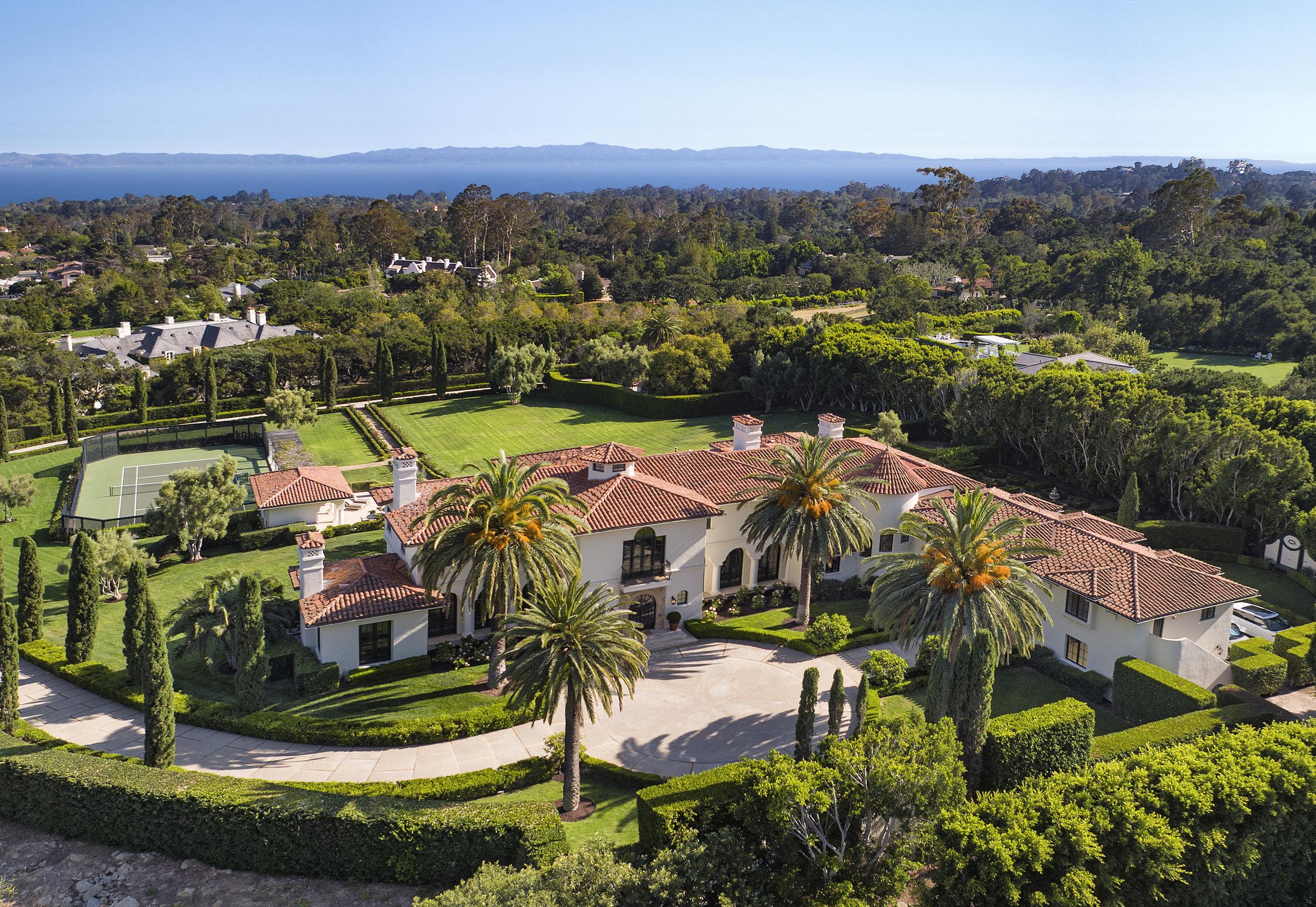 Reigning over Montecito