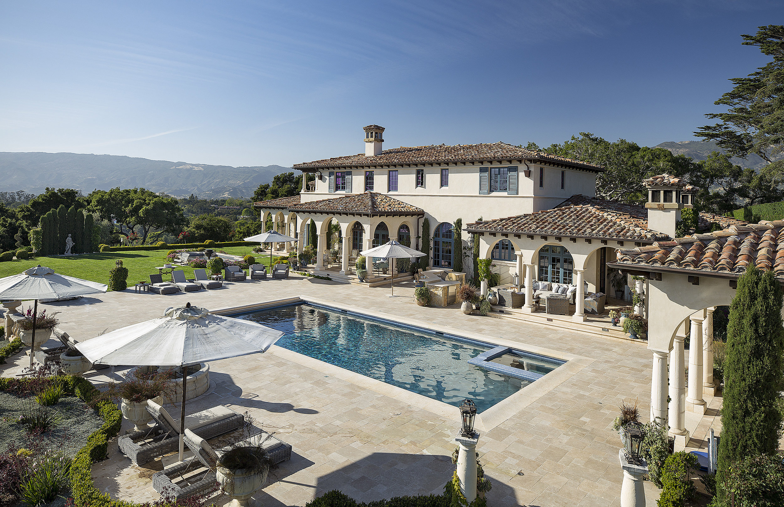 SEVEN PENDING SALES, TWO OVER $6M - AS OF TODAY, THE BELOW ESTATES ARE PENDING OVER $6M- 4230 CRESTA AVE - $15,250,000- 1486 CANTERA AVE - $6,250,000(One Riskin Partners' listing, listing prices noted)