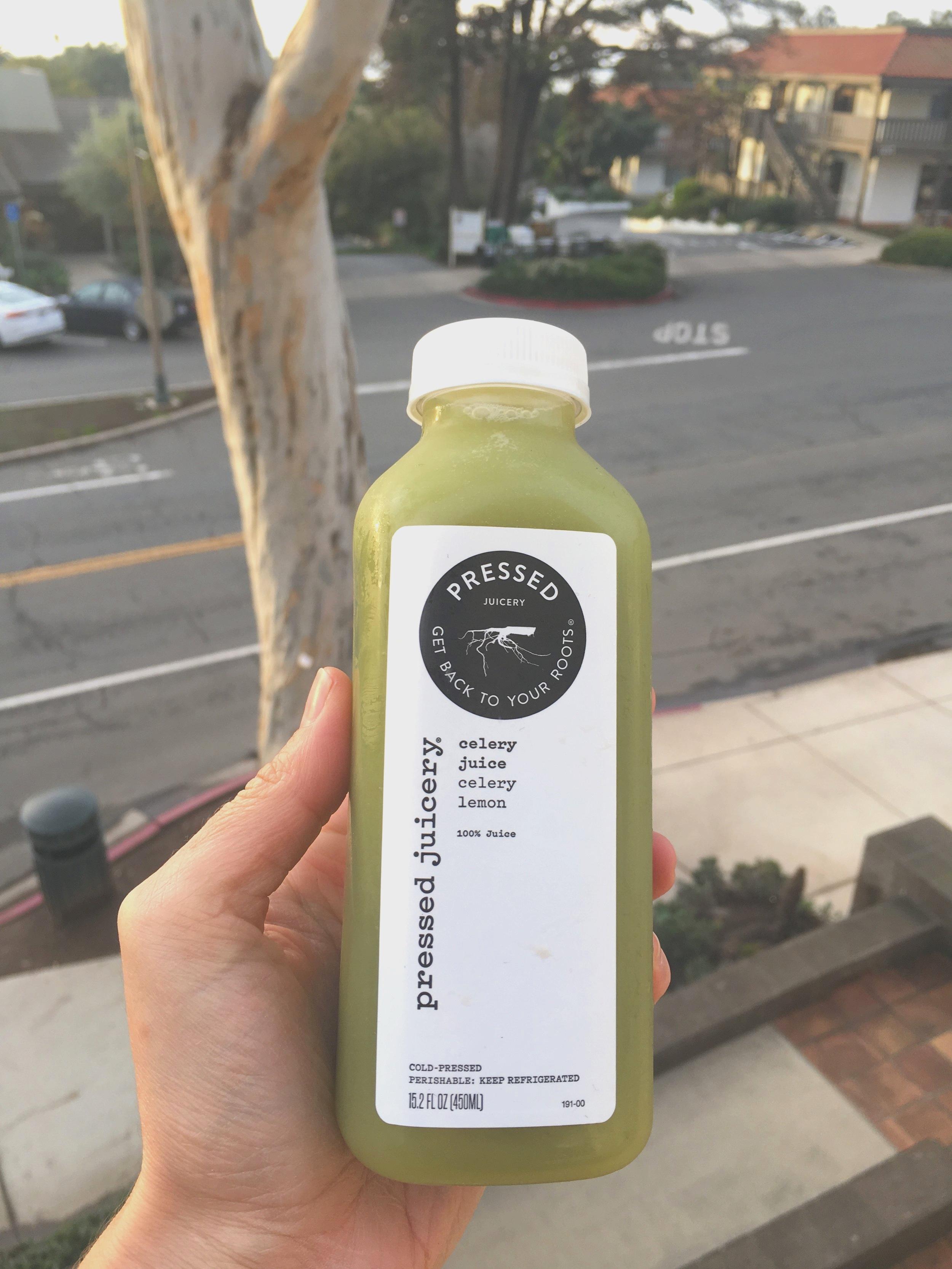 104 Pressed Juices -