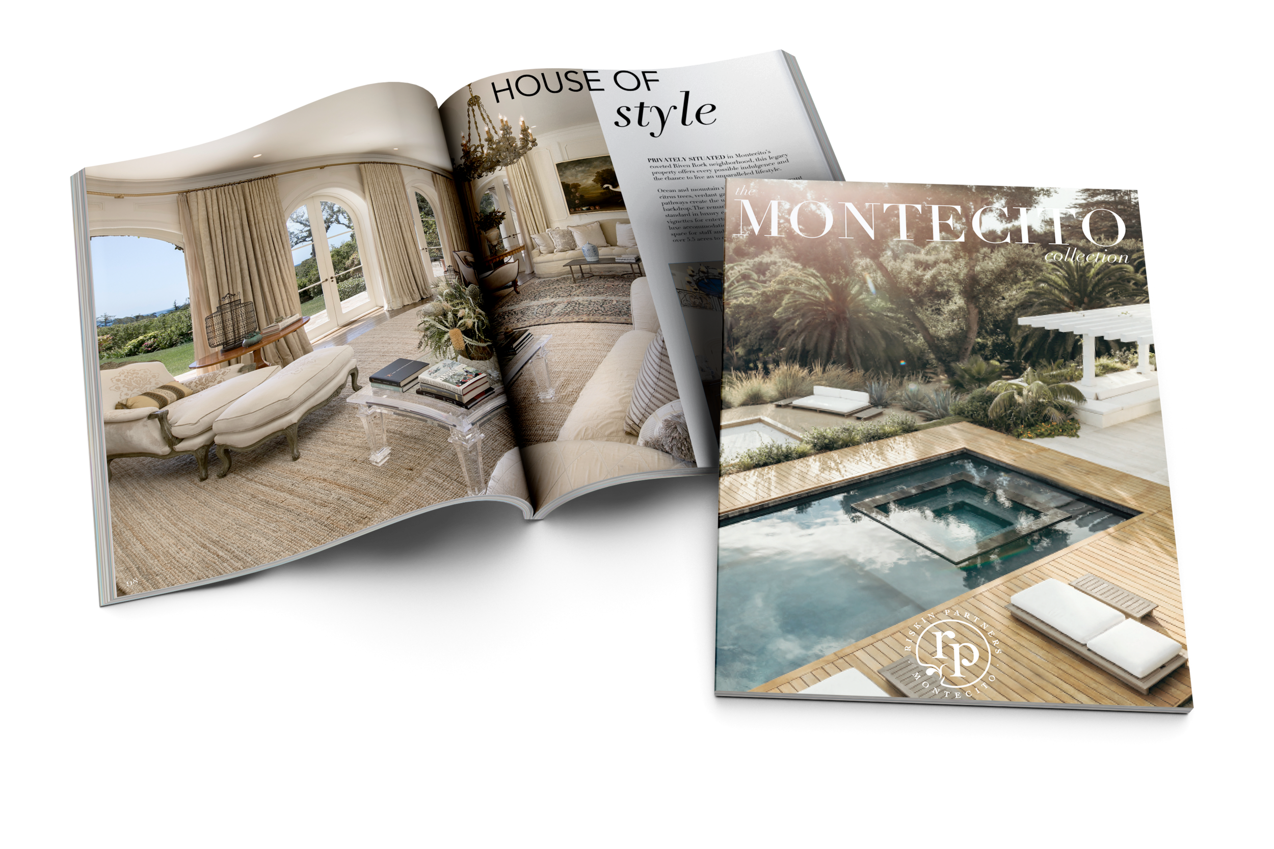 The Montecito Collection Magazine The #1 Real Estate Team in Santa Barbara Montecito Hope Ranch Riskin Partners
