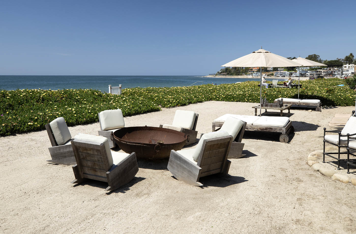 Montecito Beachfront - $11,900,000