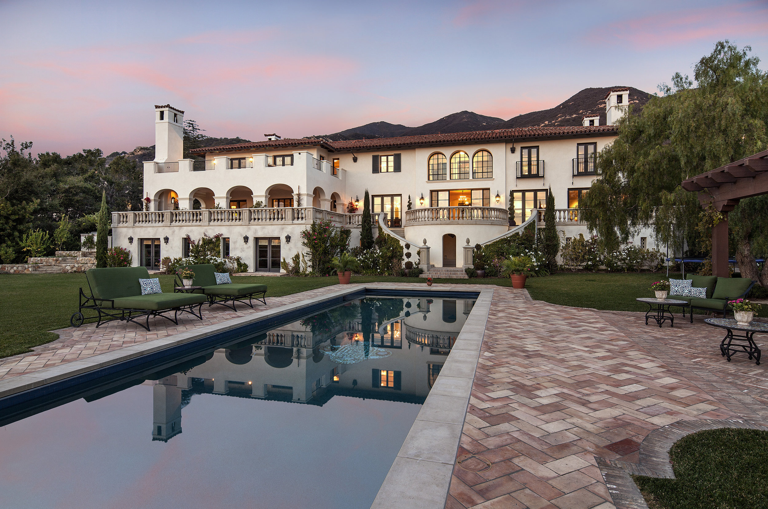 East Mountain Drive, Montecito - OFFERED AT $14,900,000 - LEARN MORE