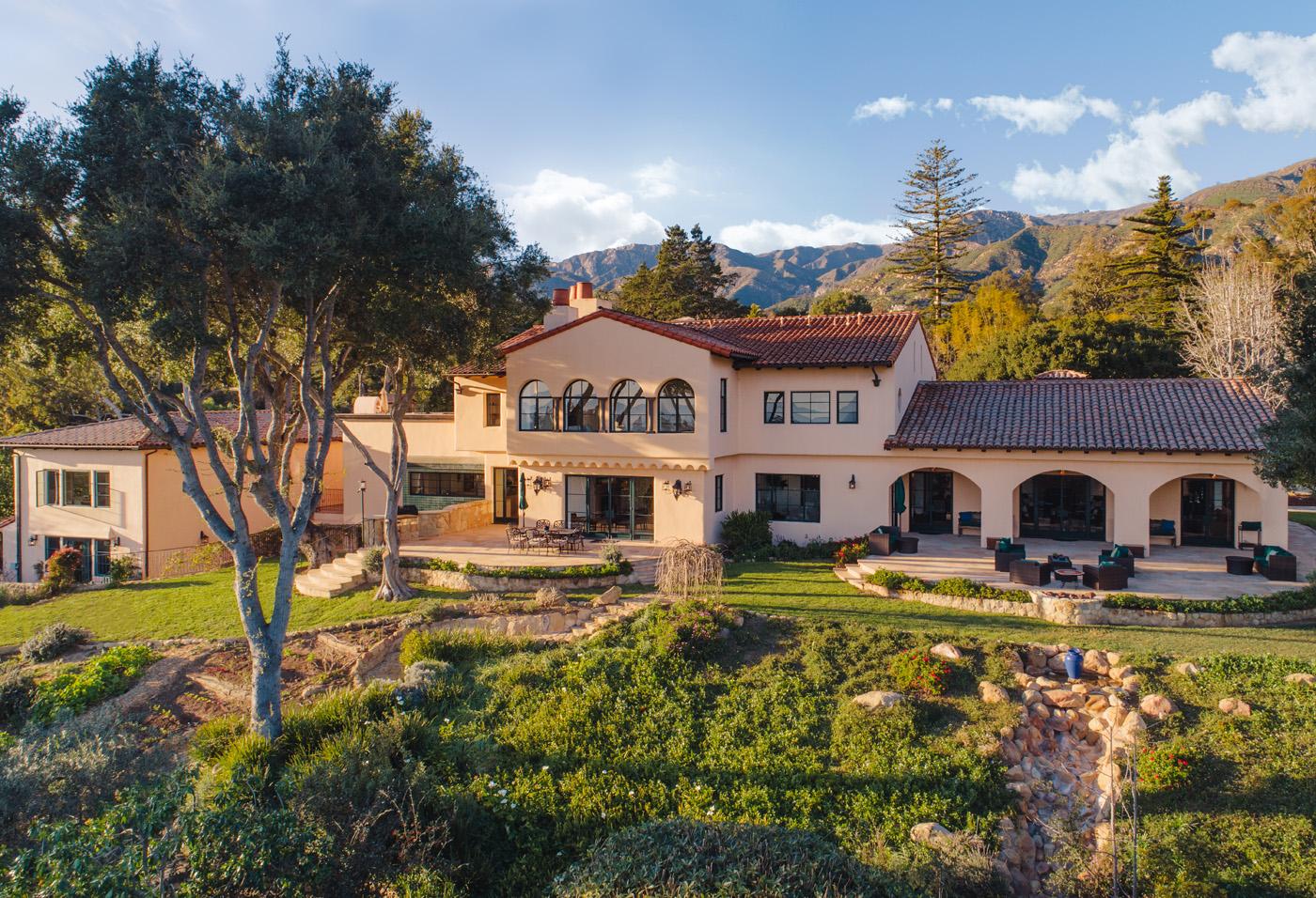 Property for Sale: 705 Riven Rock Road, Montecito, CA 93108 List Price: $14,900,000 9 Beds 9 Baths 2 Half Baths 10,044 Sq Ft Main House La Manzanita Estate!