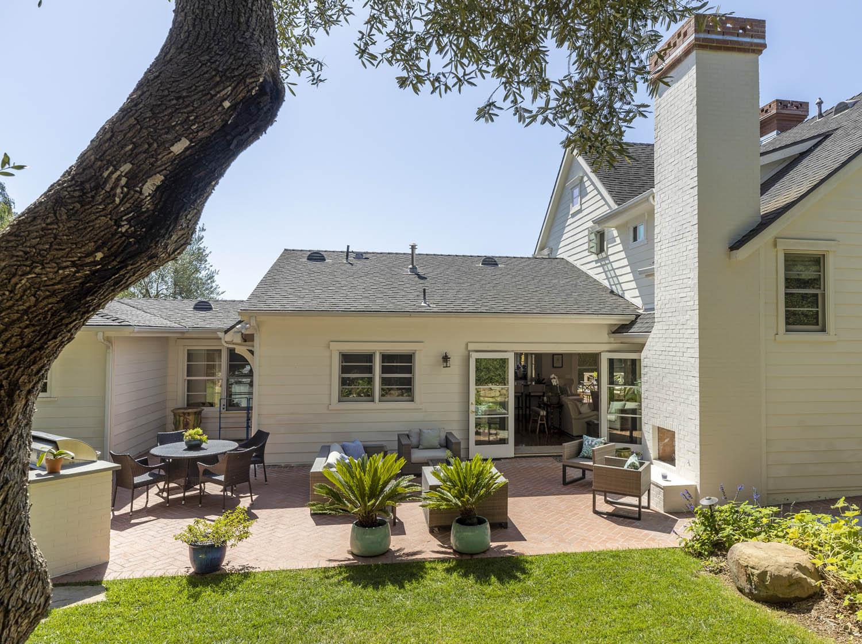 444 Pimiento Lane Montecito Cottage Historic Montecito Union School Riskin Partners Estate Group