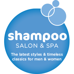 Shampoo Salon and Spa is a full-service salon and spa located just off of Woodruff Road in the Woodruff Road Corporate Center in Greenville, SC. ( Website )