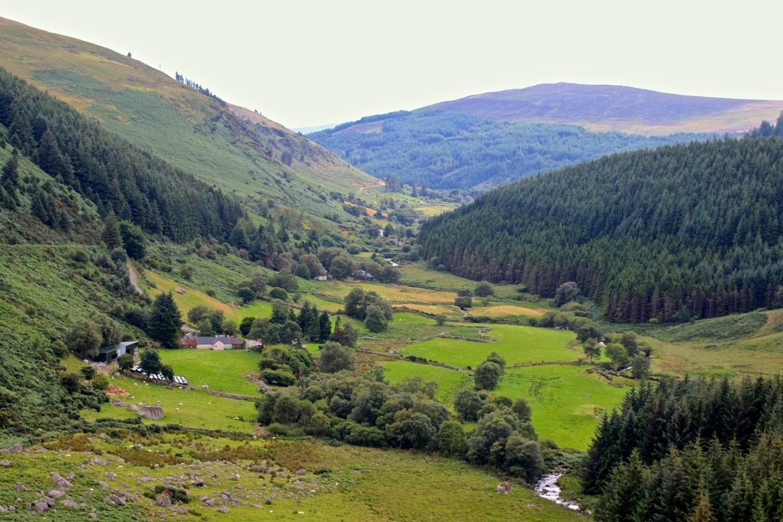 Not a bad drive through Ireland...