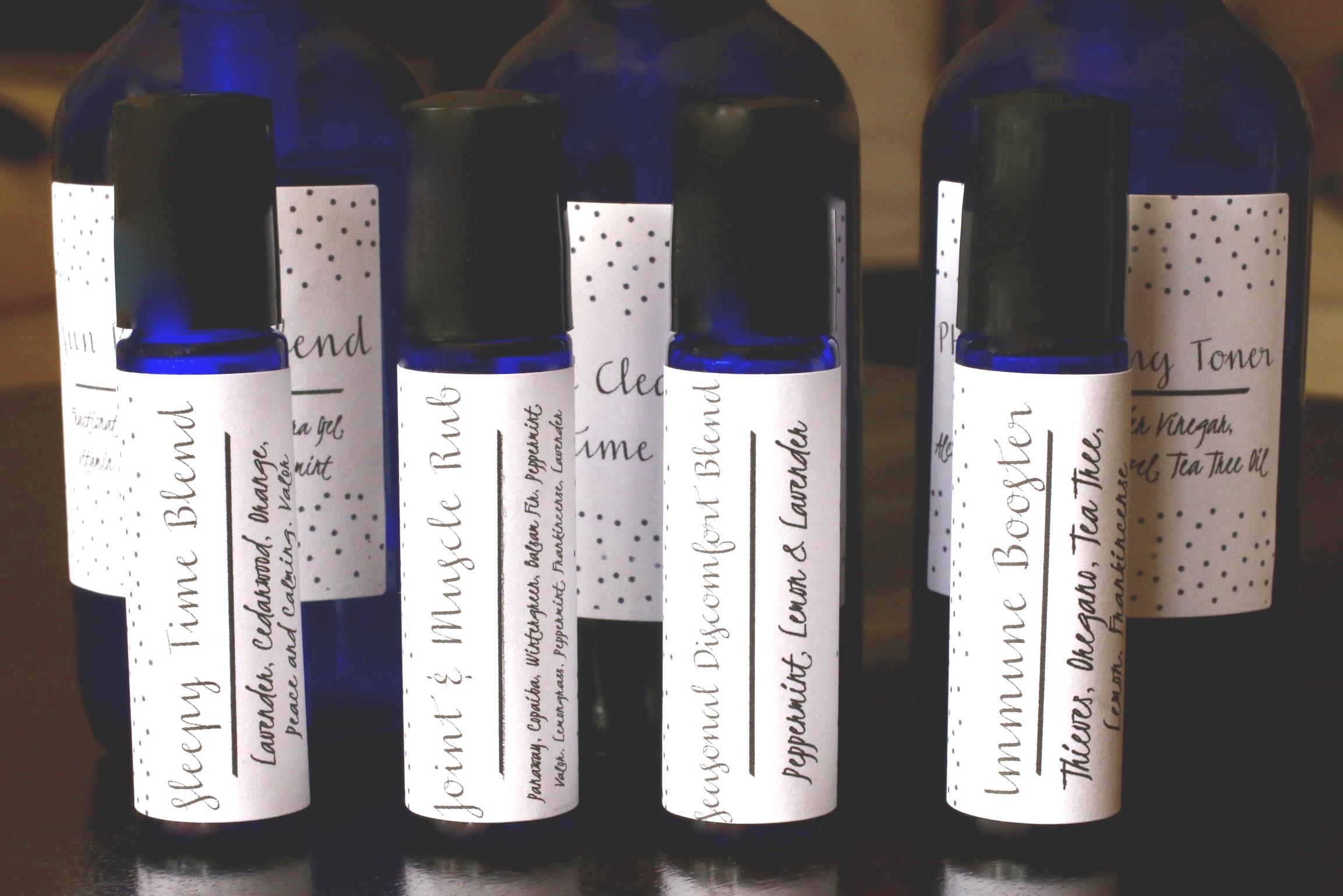 Top 5 Essential for Essential Oils | www.healthymamaspace.com