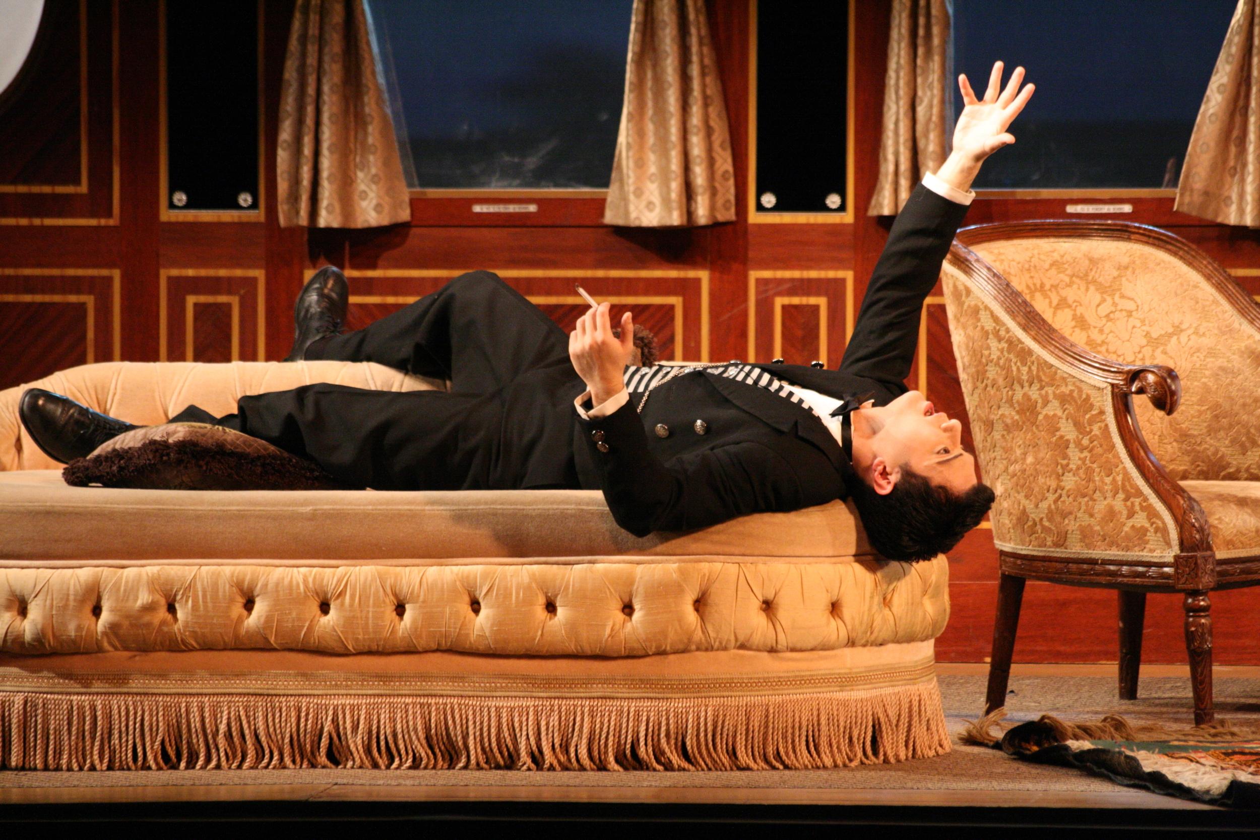 Pedrillo in  Die Entführung aus dem Serail  (Mozart) at Houston Grand Opera (photo credit: Andrew Cloud)
