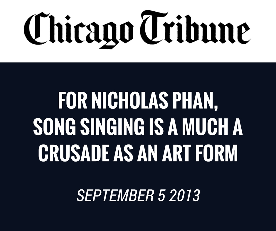 Chicago tribune 2013