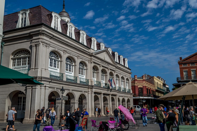 The Merchants of Jackson Square