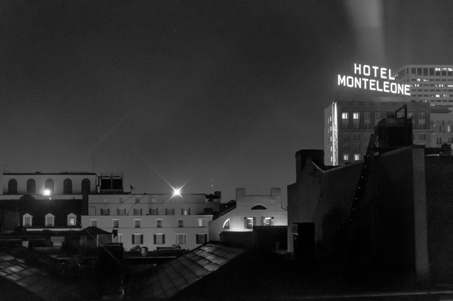 New Orleans Rooftops