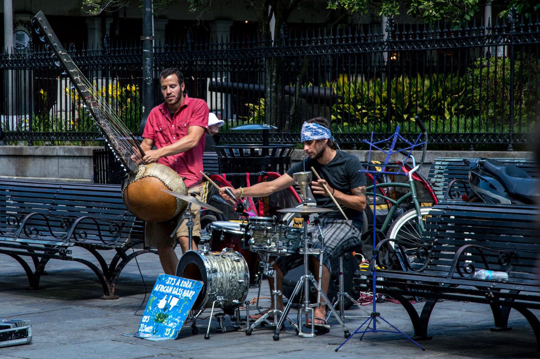 Street Muscians