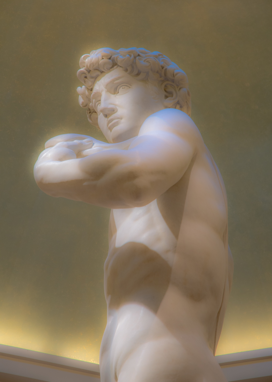 Ethereal David