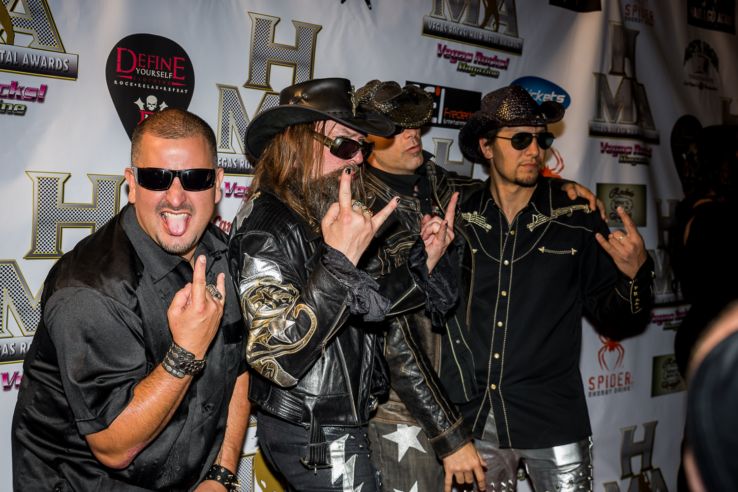 Vegas Rocks Hair Metal Awards
