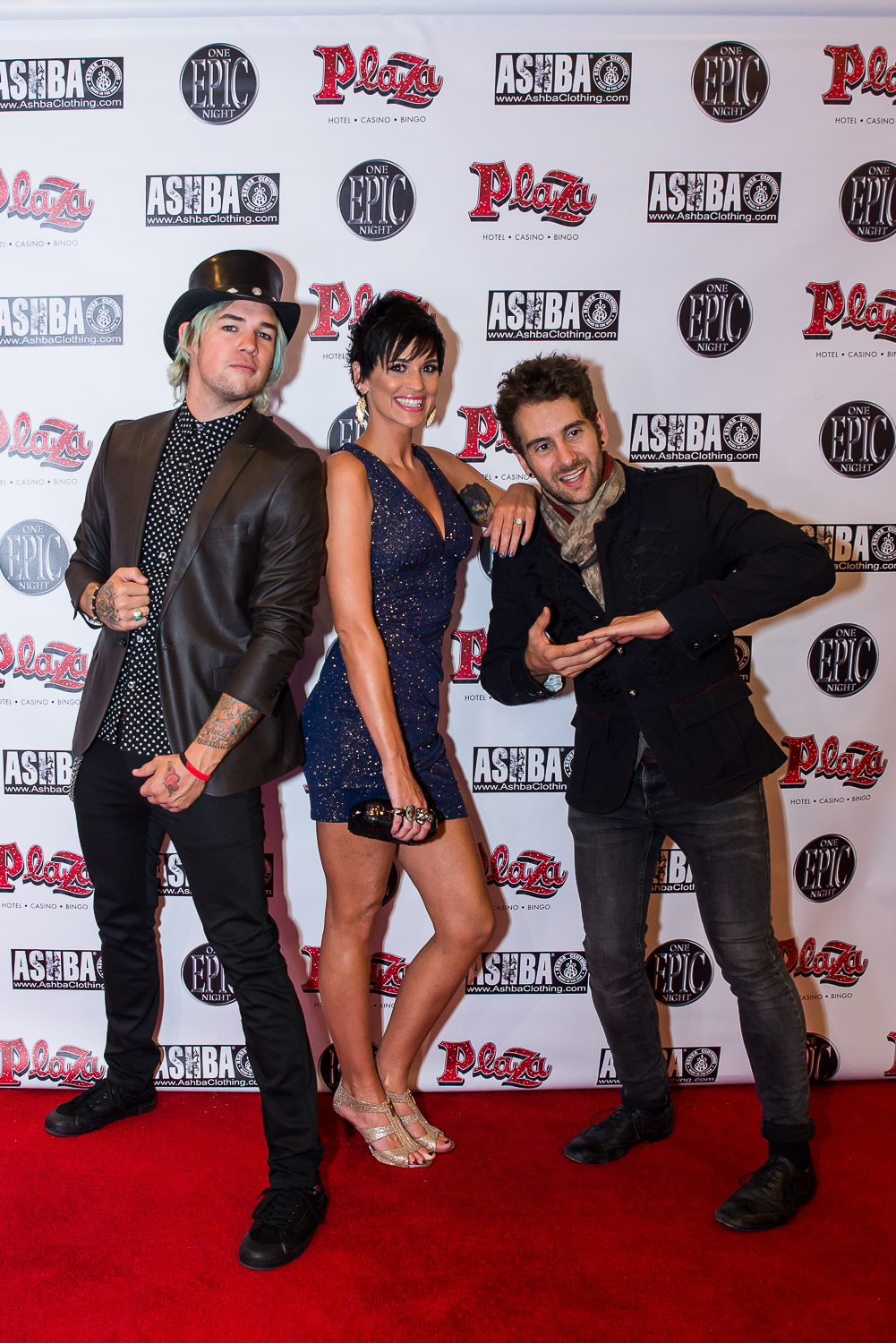 James Durbin, Megan Rucker, Will Champlin