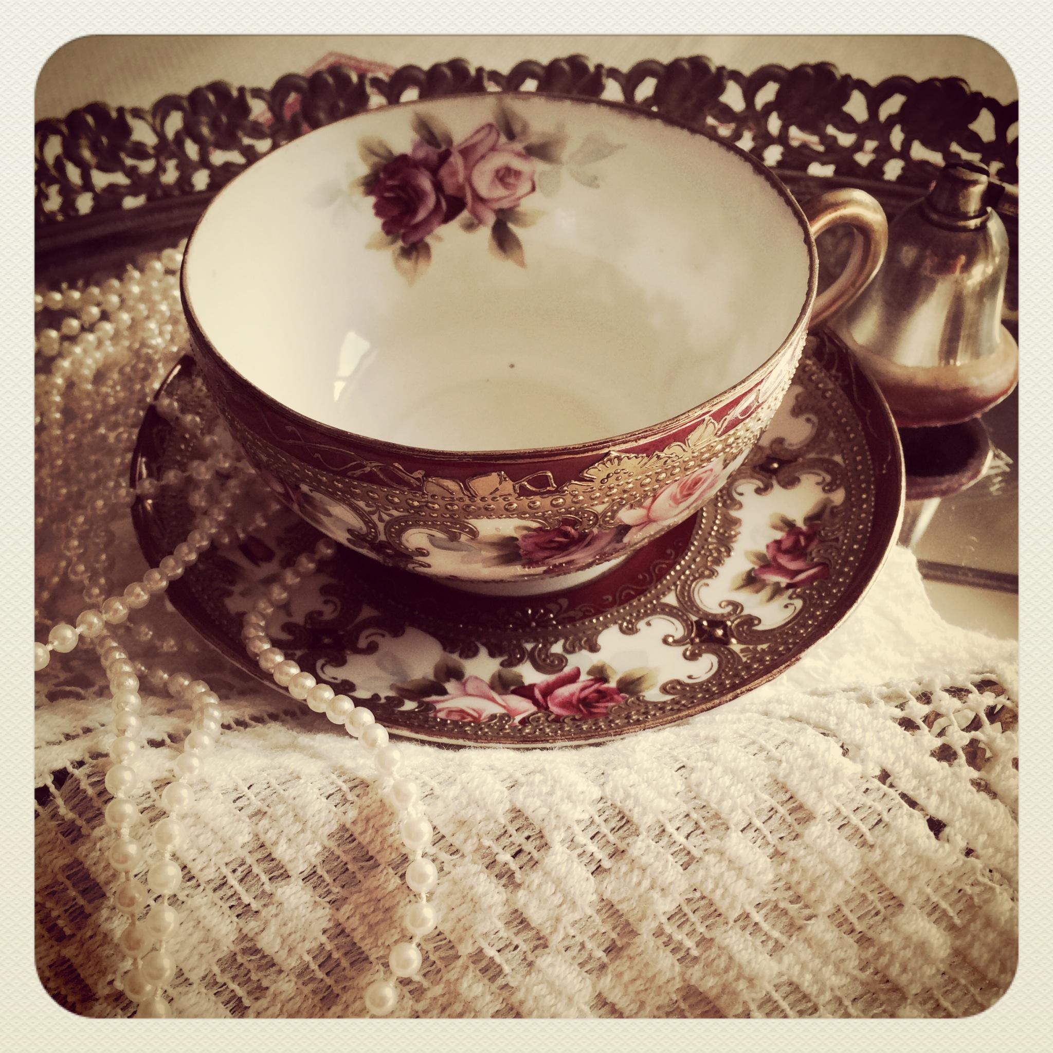 Beautiful vintage Teacup