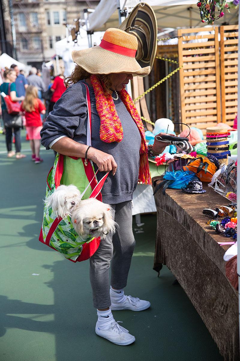 Flea Market in NYC