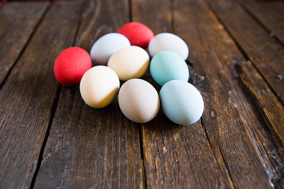Easter with Chalk Paint