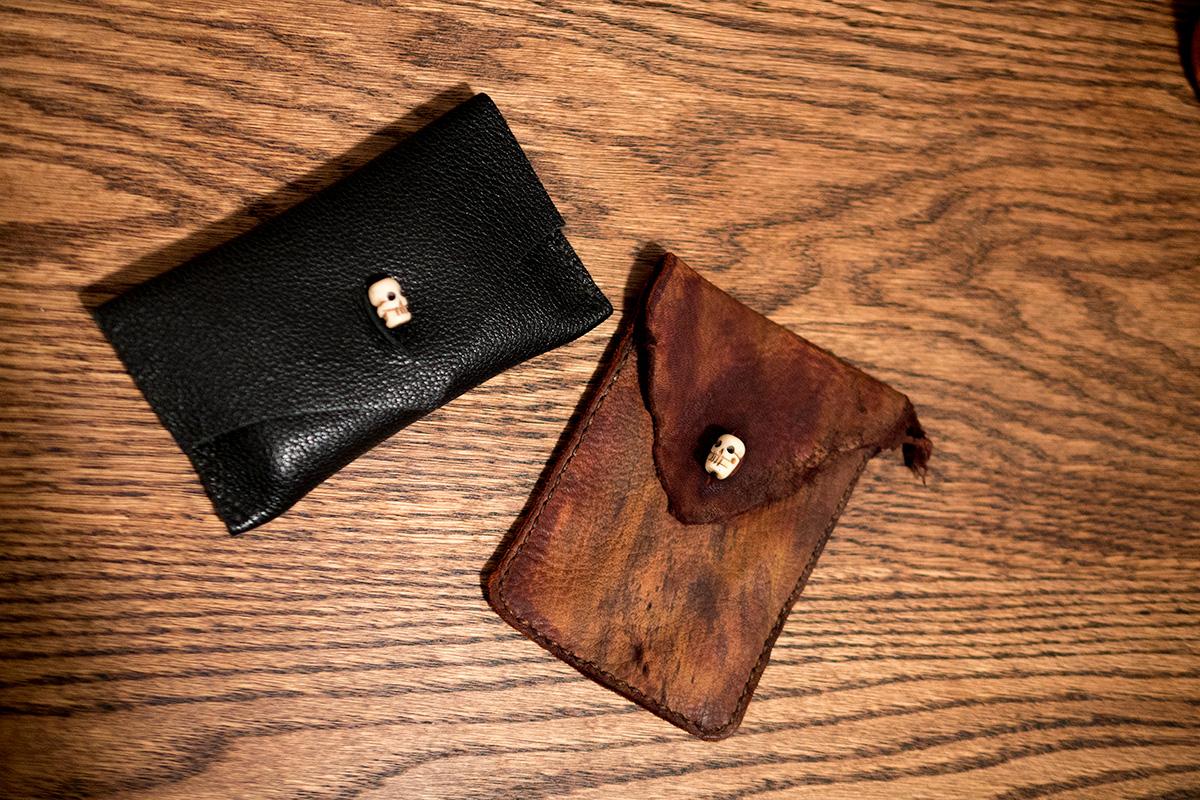 Handmade pouches