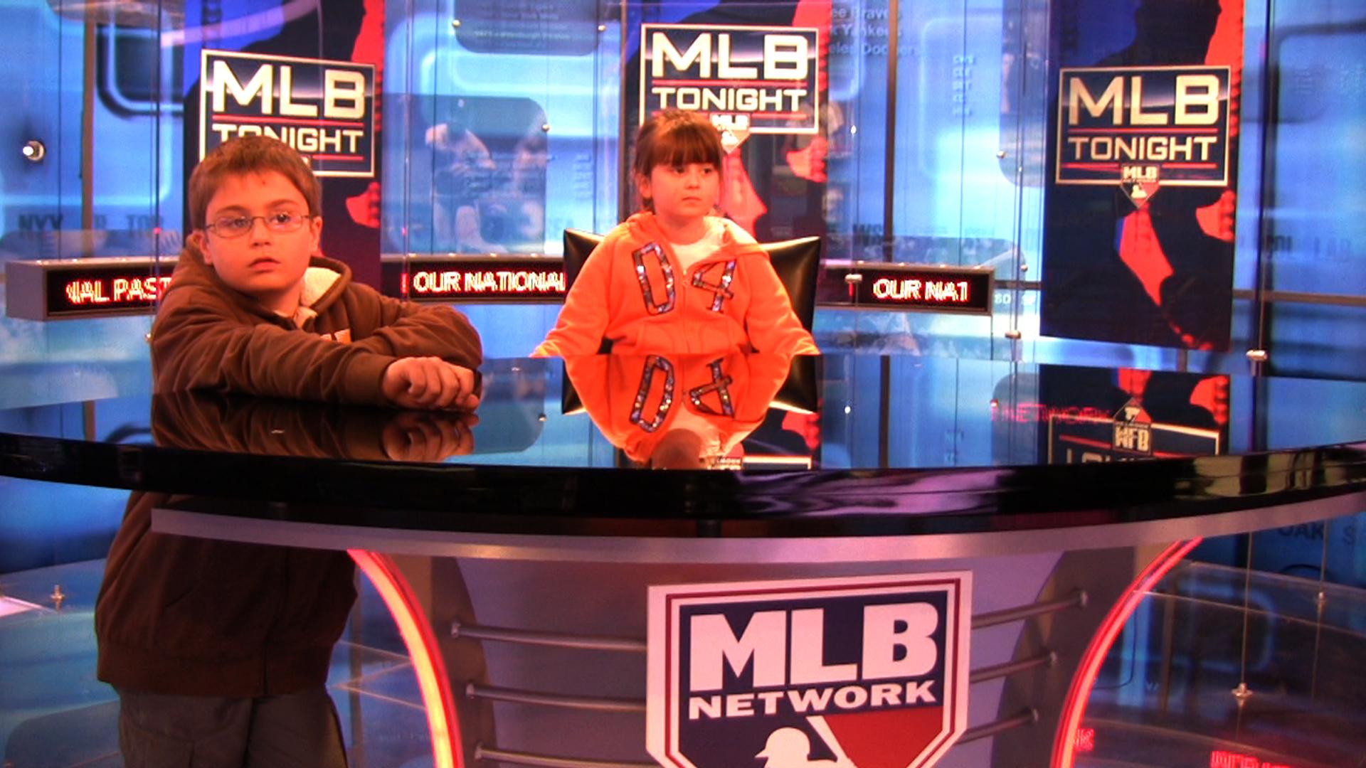 My Kids at MLB Network, 2009