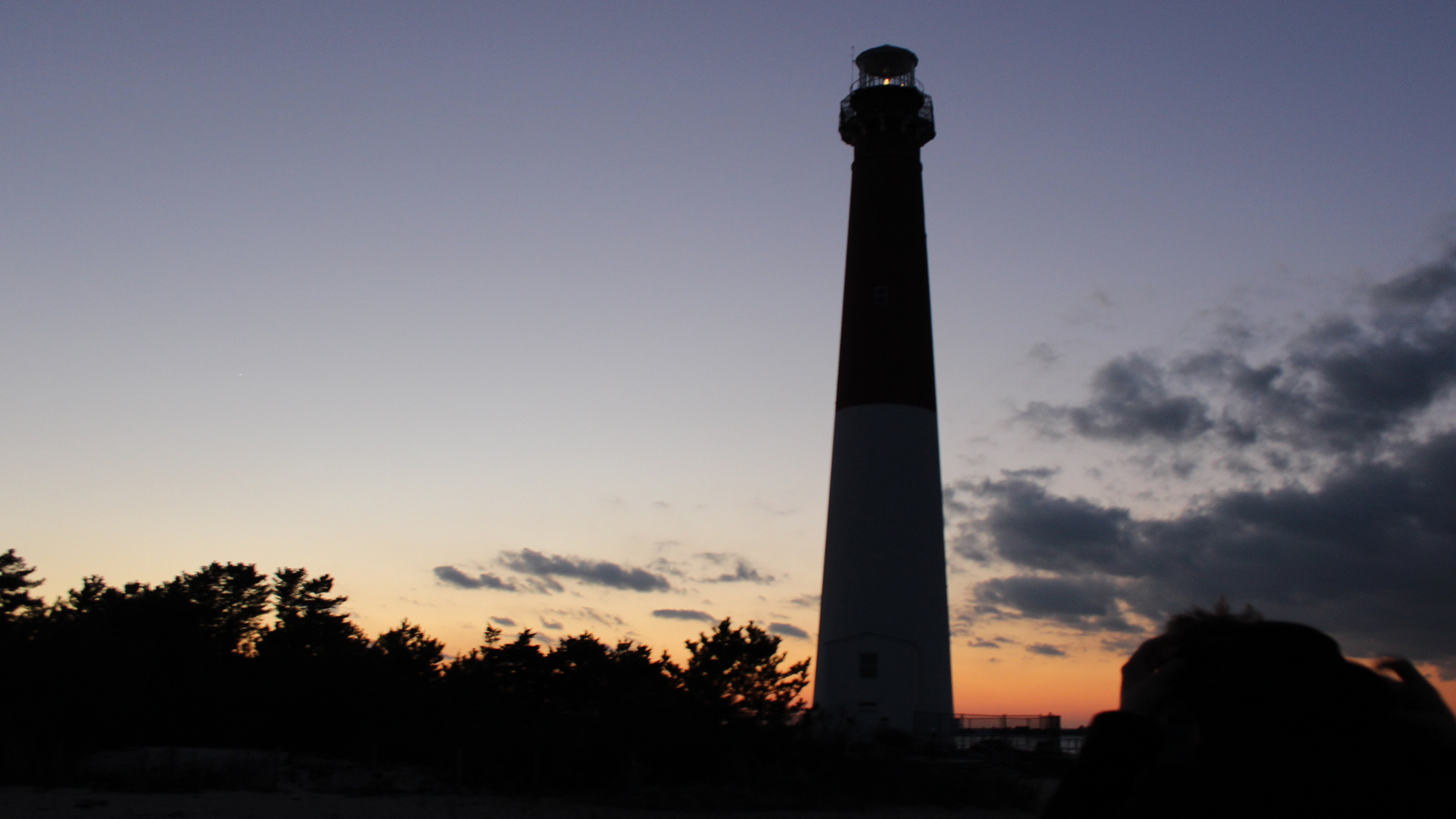 """Old Barney"", Barnegat Lighthouse, in Barnegat, NJ"