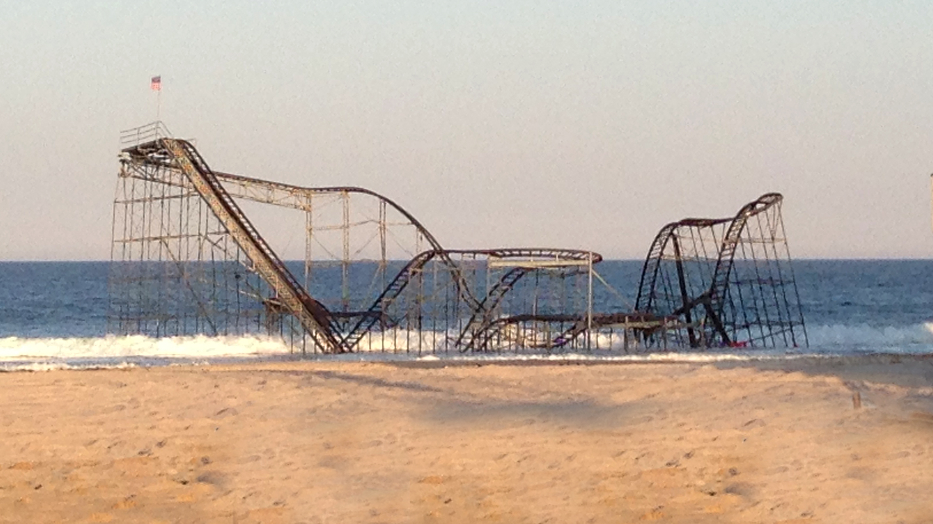 Seaside Heights, NJ, Spring 2013