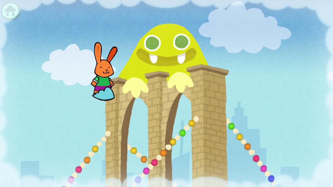 Bunny Explores Sample 2
