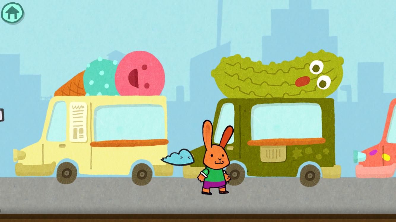 Bunny Explores Sample 4