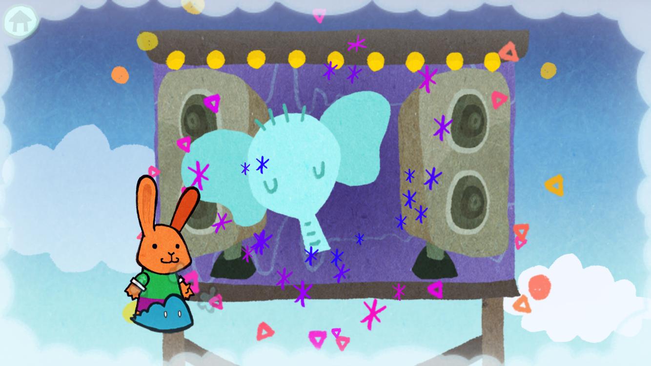 Bunny Explores Sample 6