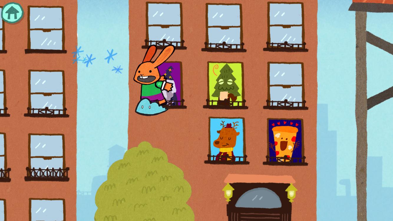 Bunny Explores Sample 1
