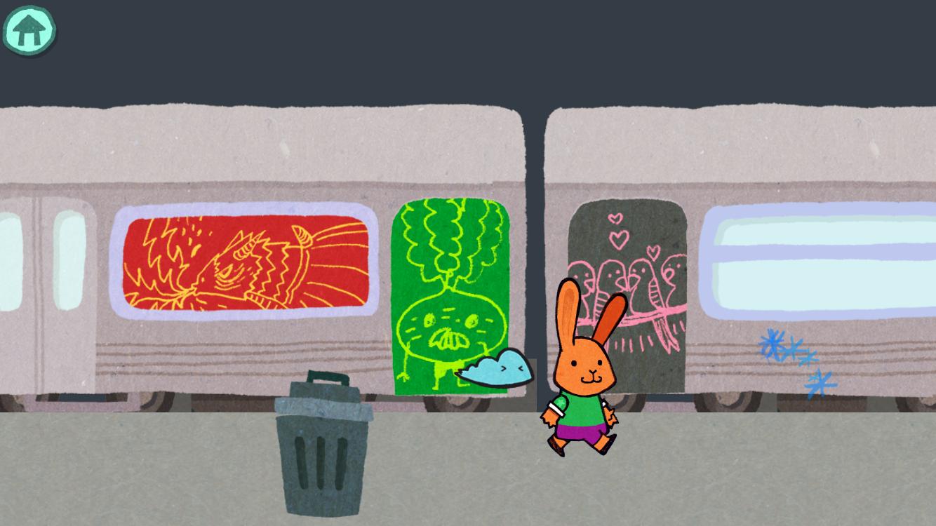Bunny Explores Sample 3